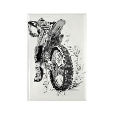 Motor Cross Rectangle Magnet