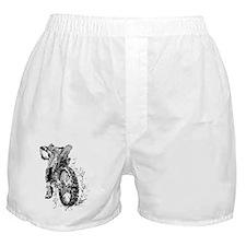 Motor Cross Boxer Shorts