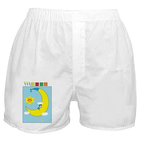 Baby Girl Boxer Shorts