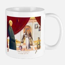 Truth or Consequences -1- Mug