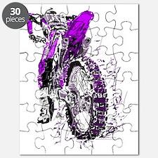 Motorcross Puzzle