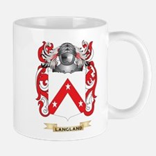 Langland Coat of Arms - Family Crest Mug