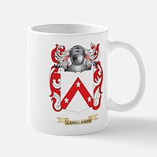 Langlands Coat of Arms - Family Crest Mug