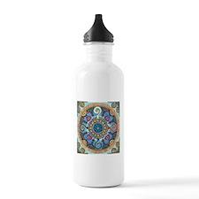 Mexican Serpent Mandala Water Bottle