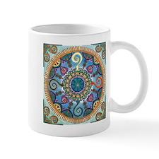 Mexican Serpent Mandala Mug