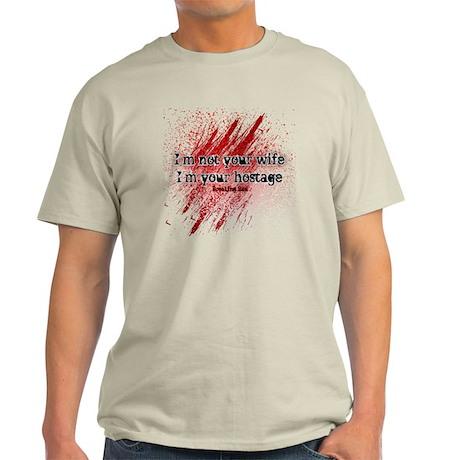 Breaking Bad Quote Light T-Shirt