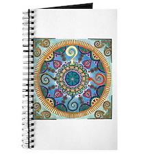 Mexican Serpent Mandala Journal