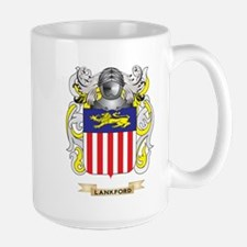 Lankford Coat of Arms - Family Crest Mug