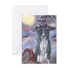 Witch, oh, witch hat shall it be? Greeting Cards
