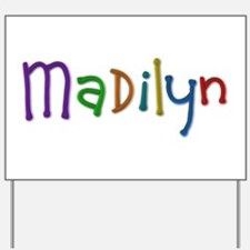 Madilyn Play Clay Yard Sign