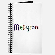 Madyson Play Clay Journal