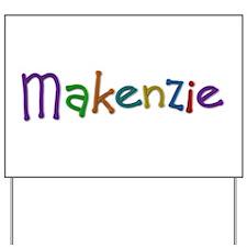 Makenzie Play Clay Yard Sign