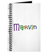 Marvin Play Clay Journal