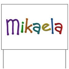 Mikaela Play Clay Yard Sign