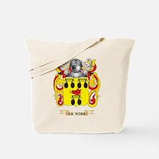 La-Rosa Coat of Arms - Family Crest Tote Bag