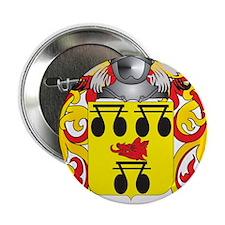 """La-Rosa Coat of Arms - Family Crest 2.25"""" Button"""