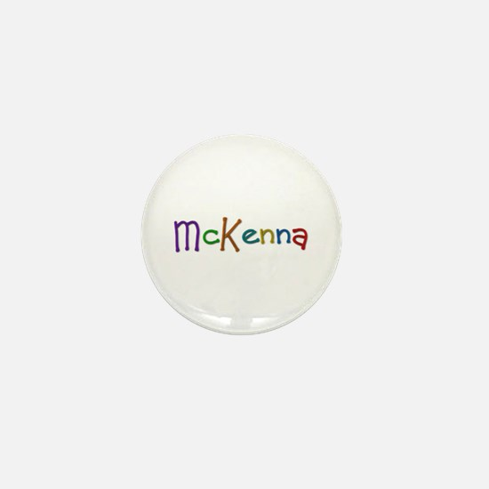 McKenna Play Clay Mini Button