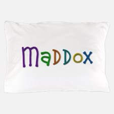 Maddox Play Clay Pillow Case