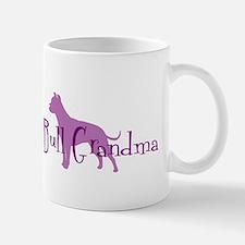 Pit Bull Grandma Mug