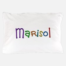 Marisol Play Clay Pillow Case