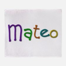 Mateo Play Clay Throw Blanket