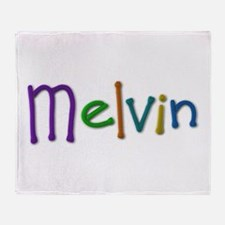 Melvin Play Clay Throw Blanket
