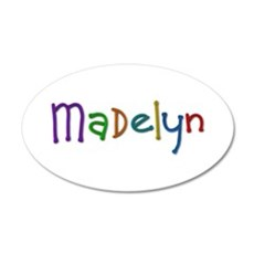 Madelyn Play Clay Wall Decal