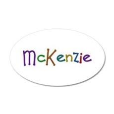 McKenzie Play Clay Wall Decal