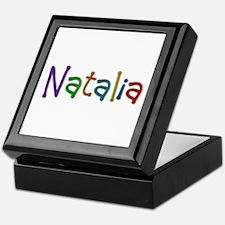 Natalia Play Clay Keepsake Box