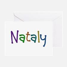 Nataly Play Clay Greeting Card