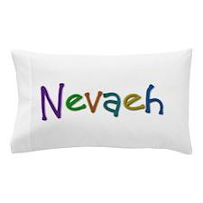 Nevaeh Play Clay Pillow Case