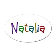Natalia Play Clay Wall Decal