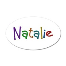 Natalie Play Clay Wall Decal