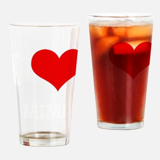 MIMI Drinking Glass