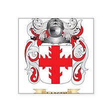 Larsen Coat of Arms - Family Crest Sticker