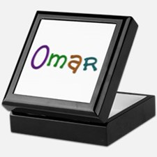 Omar Play Clay Keepsake Box