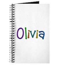 Olivia Play Clay Journal