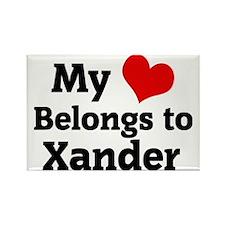 Xander Rectangle Magnet