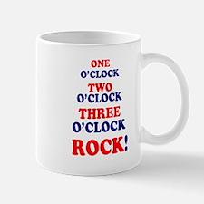 ONE OCLOCK - TWO OCLOCK - THREE OCLOCK - ROCK! Sma