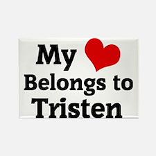 Tristen Rectangle Magnet
