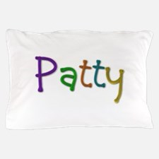 Patty Play Clay Pillow Case