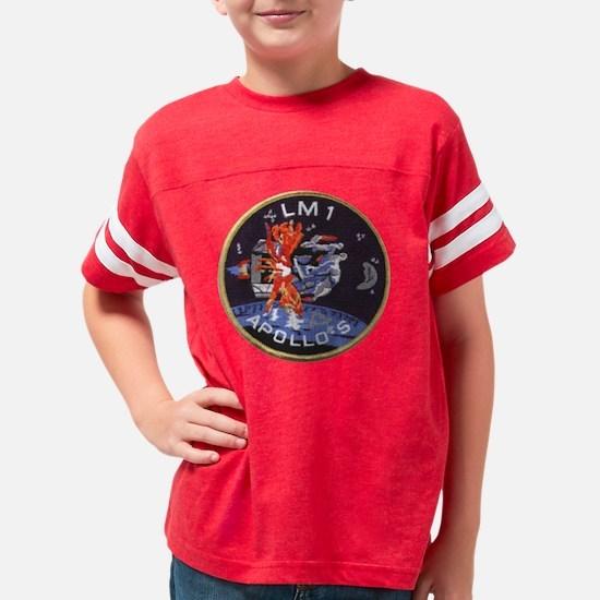 apollo-5 Youth Football Shirt