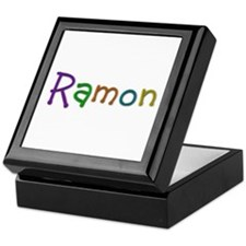 Ramon Play Clay Keepsake Box