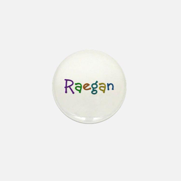 Raegan Play Clay Mini Button