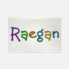 Raegan Play Clay Rectangle Magnet 10 Pack