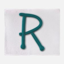 R Play Clay Throw Blanket