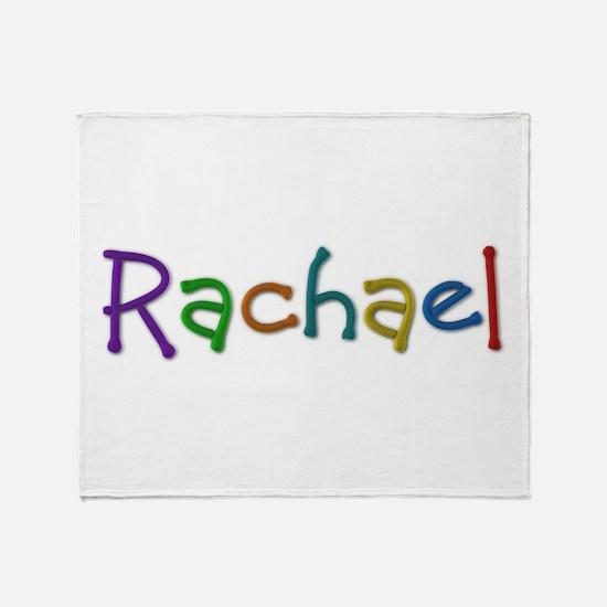 Rachael Play Clay Throw Blanket
