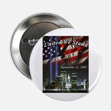 United We Stand II Button