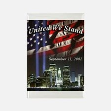United We Stand II Rectangle Magnet