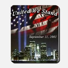 United We Stand II Mousepad